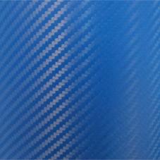 карбон синий
