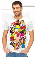 стикербомб, футболки сублимацией, stickerbomb