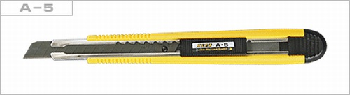 нож OLFA. нож для разрезания пленок, канцелярский нож