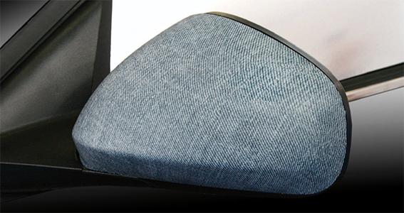 3D пленка с эффектом джисовой ткани