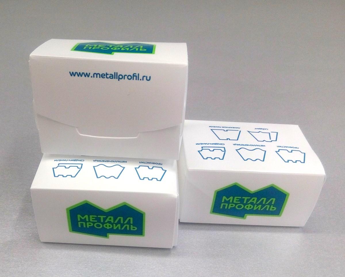 шелкография на коробке