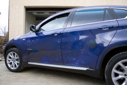 Оклейка BMW X6